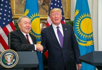 Қазақстан және АҚШ: XXI ғасырдағы кеңейтілген стратегиялық әріптестік