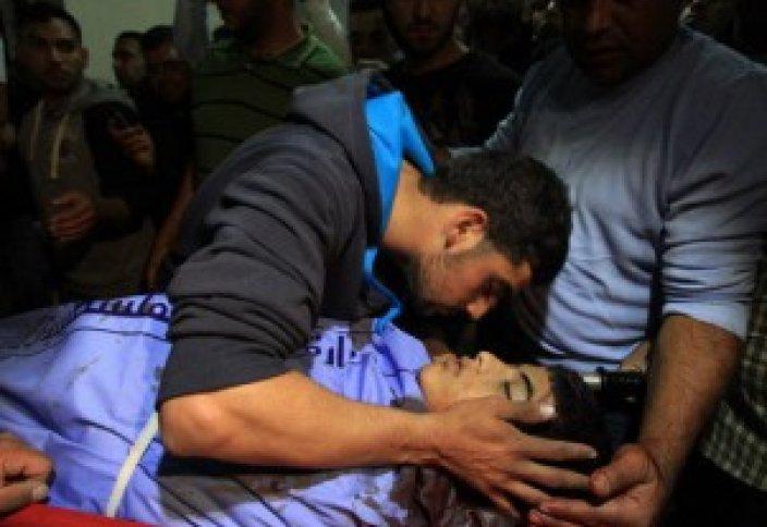Израильские военные расстреляли 14-летнего палестинца