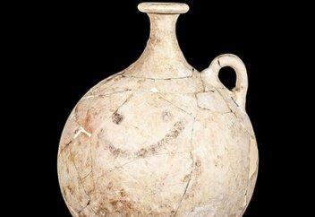 В Турции обнаружили древний весёлый артефакт